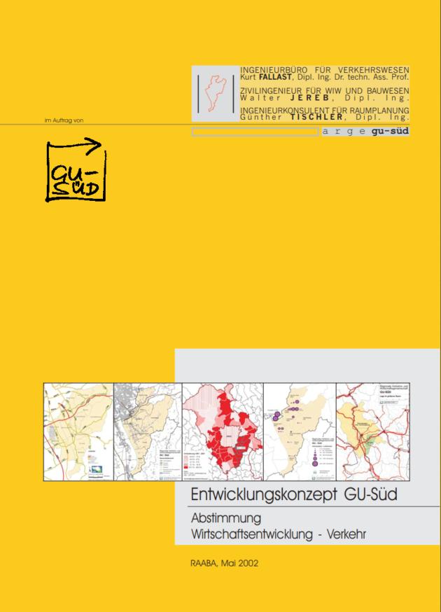 Entwicklungskonzept GU Süd
