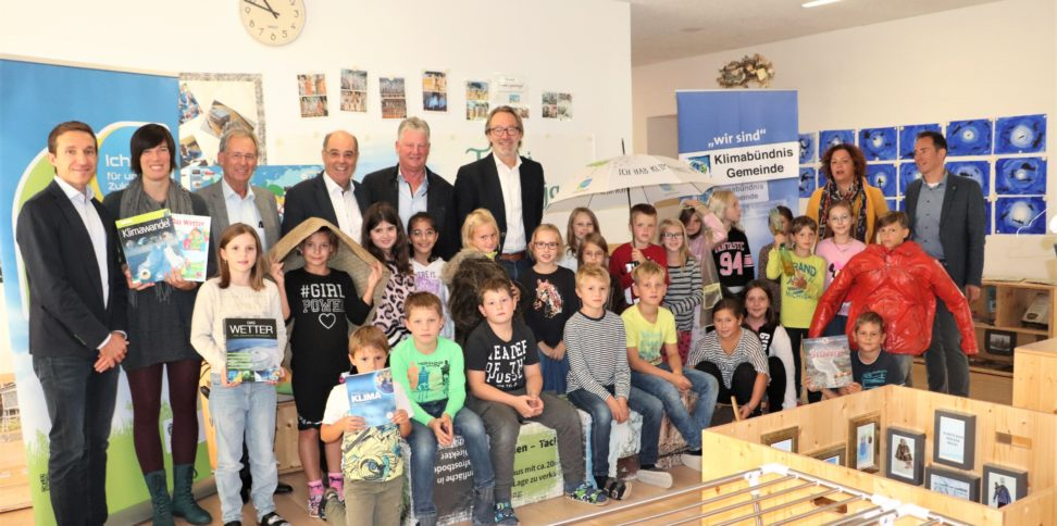 GU-S Fernitz Mellach Klimaversum mit Kindern